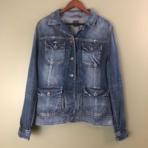 Lucky Brand Jean Jacket - XL